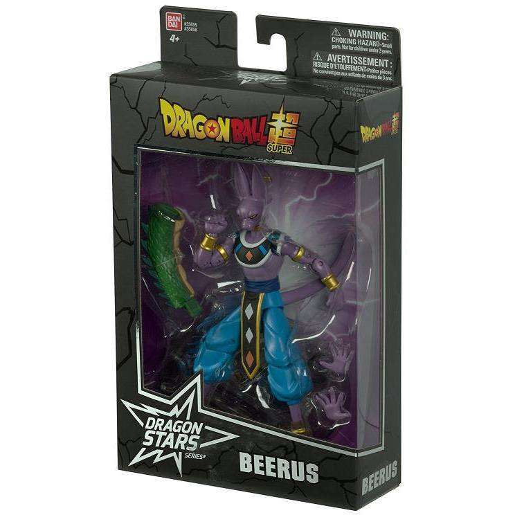 Dragon Ball Super Dragon Stars Beerus (Shenron Component) - AUGUST 2018