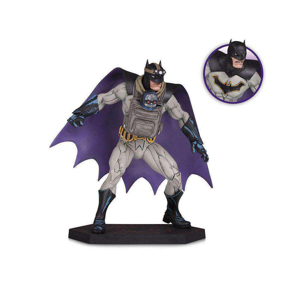 Dark Nights: Metal Batman With Baby Darkseid Limited Edition Statue - JULY 2019