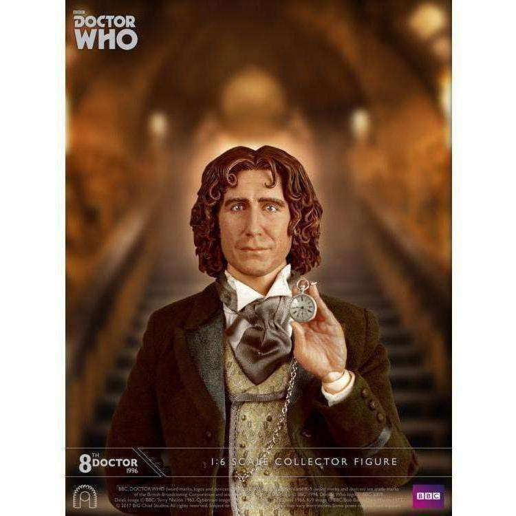 Doctor Who Eighth Doctor 1/6 Scale Figure (LE) - Q3 2019