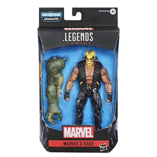 Avengers Video Game Marvel Legends 6-Inch Rage Action Figure (BAF Abomination)