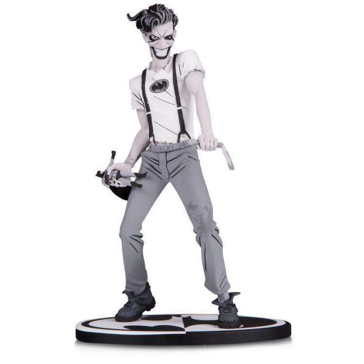 Batman Black and White The Joker Limited Edition Statue (Sean Murphy) - JUNE 2019