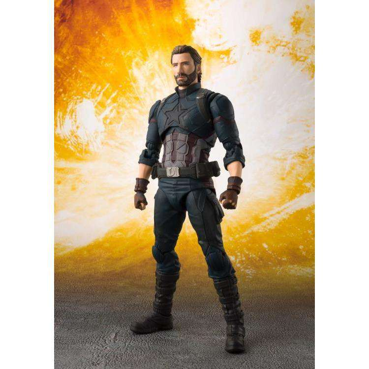 Avengers: Infinity War S.H.Figuarts Captain America