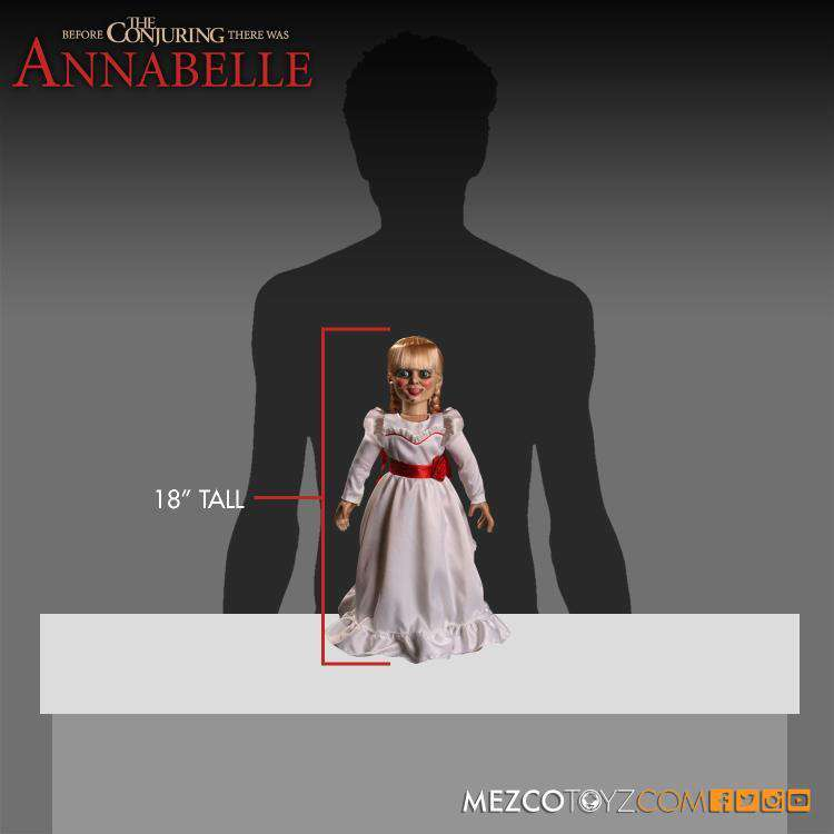 "Annabelle 18"" Prop Replica Doll - JULY 2019"