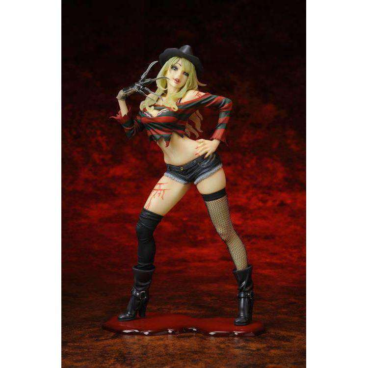 Freddy vs. Jason Bishoujo Horror Freddy Statue 2nd Edition - NOVEMBER 2019