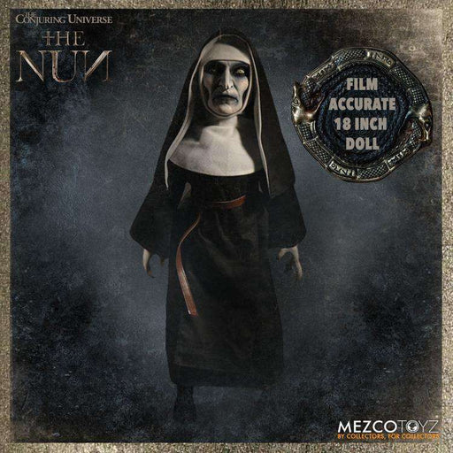"The Conjuring Universe 15"" Mega-Scale The Nun Doll"