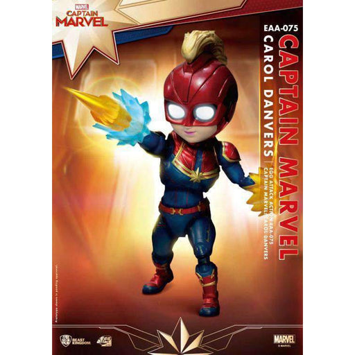 Captain Marvel Egg Attack Action EAA-075 Carol Danvers PX Previews Exclusive
