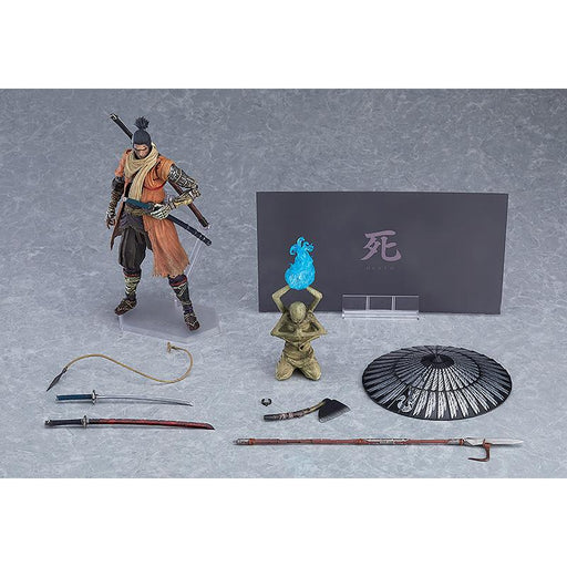 Figma Sekiro: DX Edition (Sekiro: Shadows Die Twice) - FEBRUARY 2021