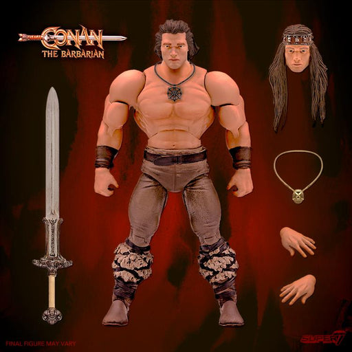 Conan The Barbarian Ultimates Conan (Iconic Movie Pose) - Q2 2021
