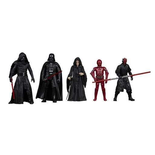 Star Wars Celebrate the Saga Sith 3 3/4-Inch Action Figure Set - OCTOBER 2020