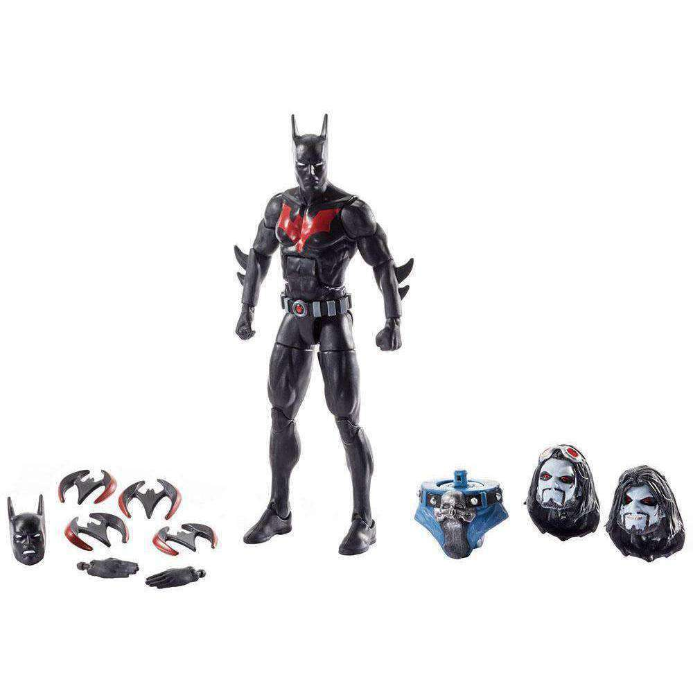 DC Comics Multiverse Wave 10 Set of 4 Figures (Collect & Connect Lobo) - BACKORDERED APRIL 2019
