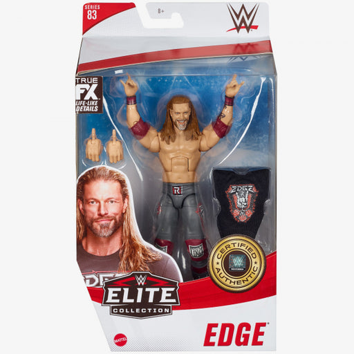 WWE Elite Collection Series 83 Edge Action Figure - FEBRUARY 2021