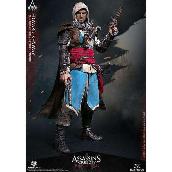 Assassin's Creed IV: Black Flag 1/6 Scale Edward Kenway Figure - Q1 2018