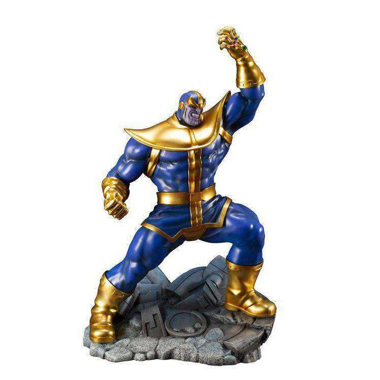 Marvel Avengers ArtFX+ Thanos Statue - AUGUST 2019
