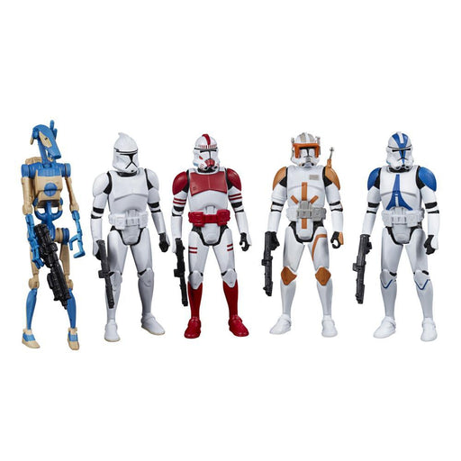 Star Wars Celebrate the Saga Galactic Republic 3 3/4-Inch Action Figure Set - OCTOBER 2020