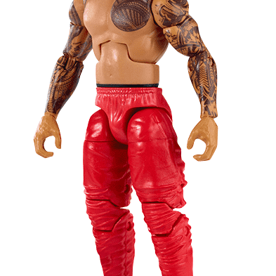 WWE Wrestling Elite Series 64 - Set of 6 Action Figures - MAY 2019