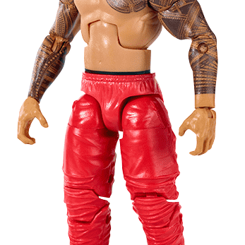 WWE Wrestling Elite Series 64 - Jimmy Uso Action Figure