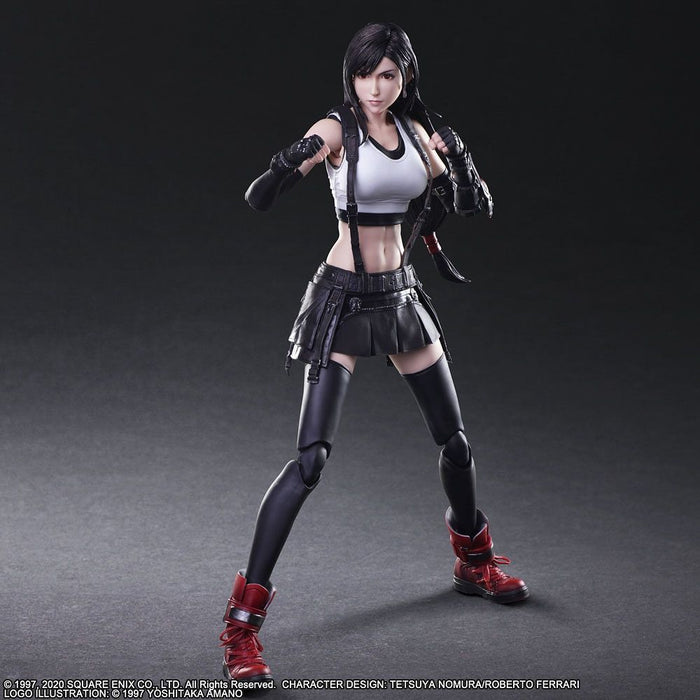 Final Fantasy VII Remake Play Arts Kai Tifa Lockhart - OCTOBER 2020