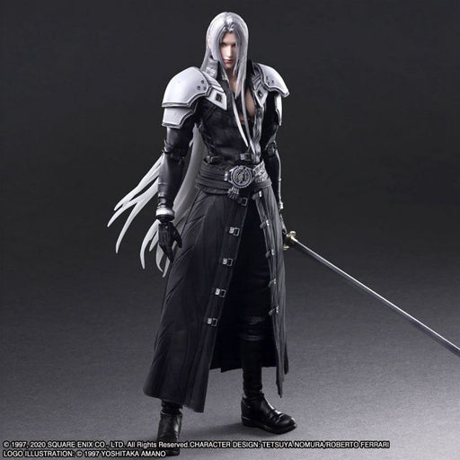 Final Fantasy VII Remake Play Arts Kai Sephiroth - FEBRUARY 2021