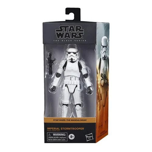 Star Wars The Black Series Wave 5 (2020) Imperial Stormtrooper (Rogue One) 6-Inch Action Figure - AUGUST 2020