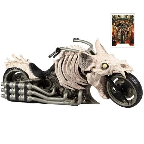 DC Multiverse Dark Nights Death Metal Batcycle Vehicle - JANUARY 2021