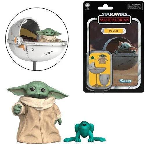 Star Wars The Vintage Collection The Child with Pram 3 3/4-Inch Action Figure - MAY 2021