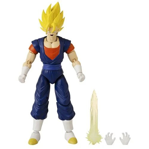 Dragon Ball Super Dragon Stars Super Saiyan Vegito Action Figure - NOVEMBER 2020