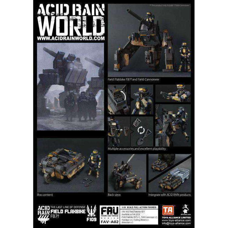 Acid Rain FAV-A02 Field Flakbike FB7f