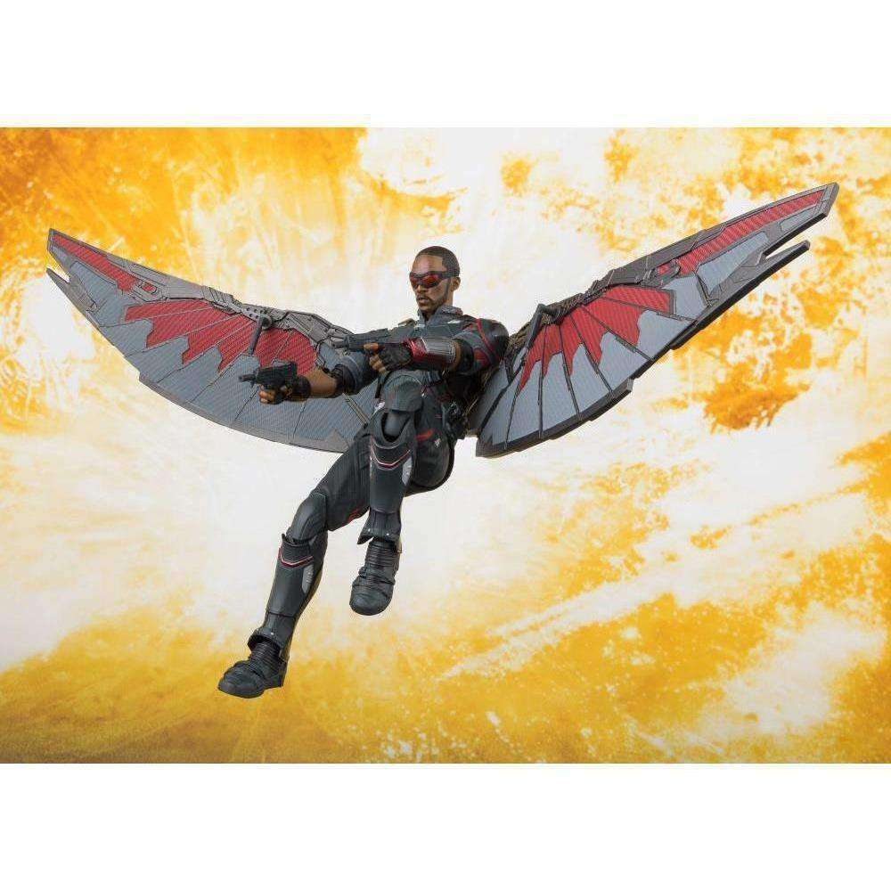 Avengers: Infinity War S.H.Figuarts Falcon - FEBRUARY 2019