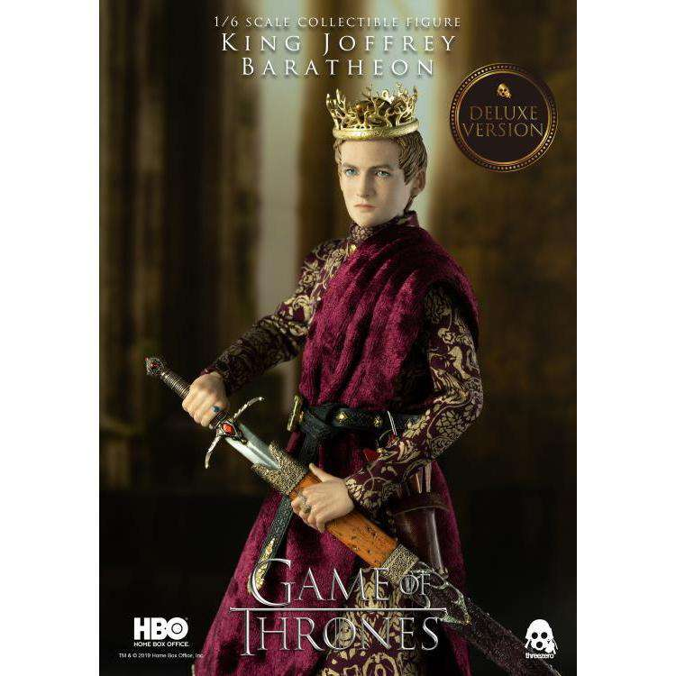 Game of Thrones Joffrey Baratheon (Deluxe) 1/6 Scale Figure - Q4 2019