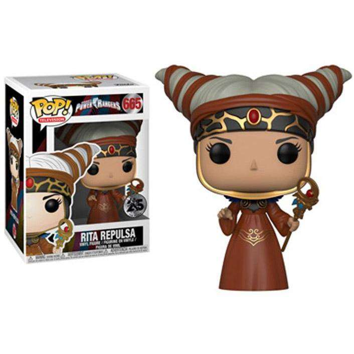 Pop! TV: Mighty Morphin Power Rangers - Rita Repulsa