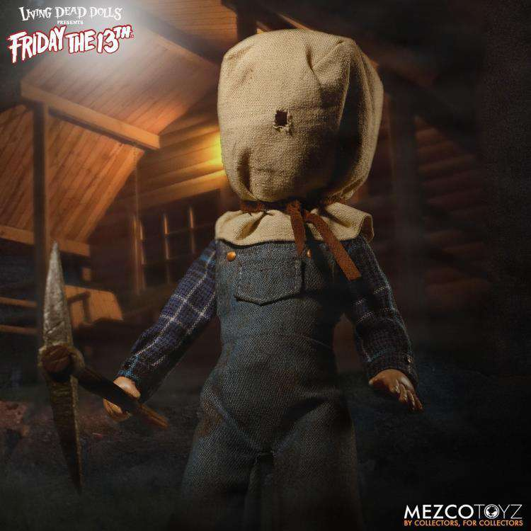 Living Dead Dolls Presents: Friday The 13th Part II Jason Voorhees (Deluxe Edition) - APRIL 2019