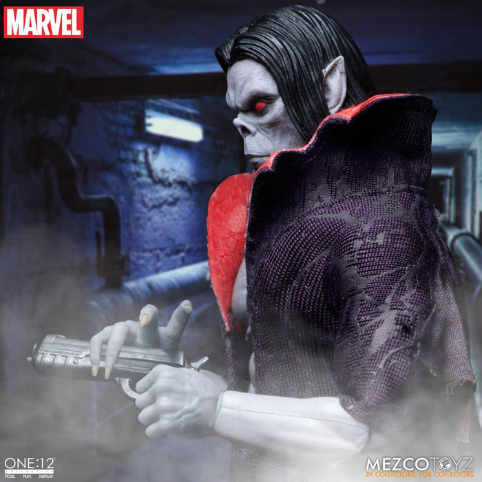 Morbius The Living Vampire One:12 Collective Action Figure - NOVEMBER 2021