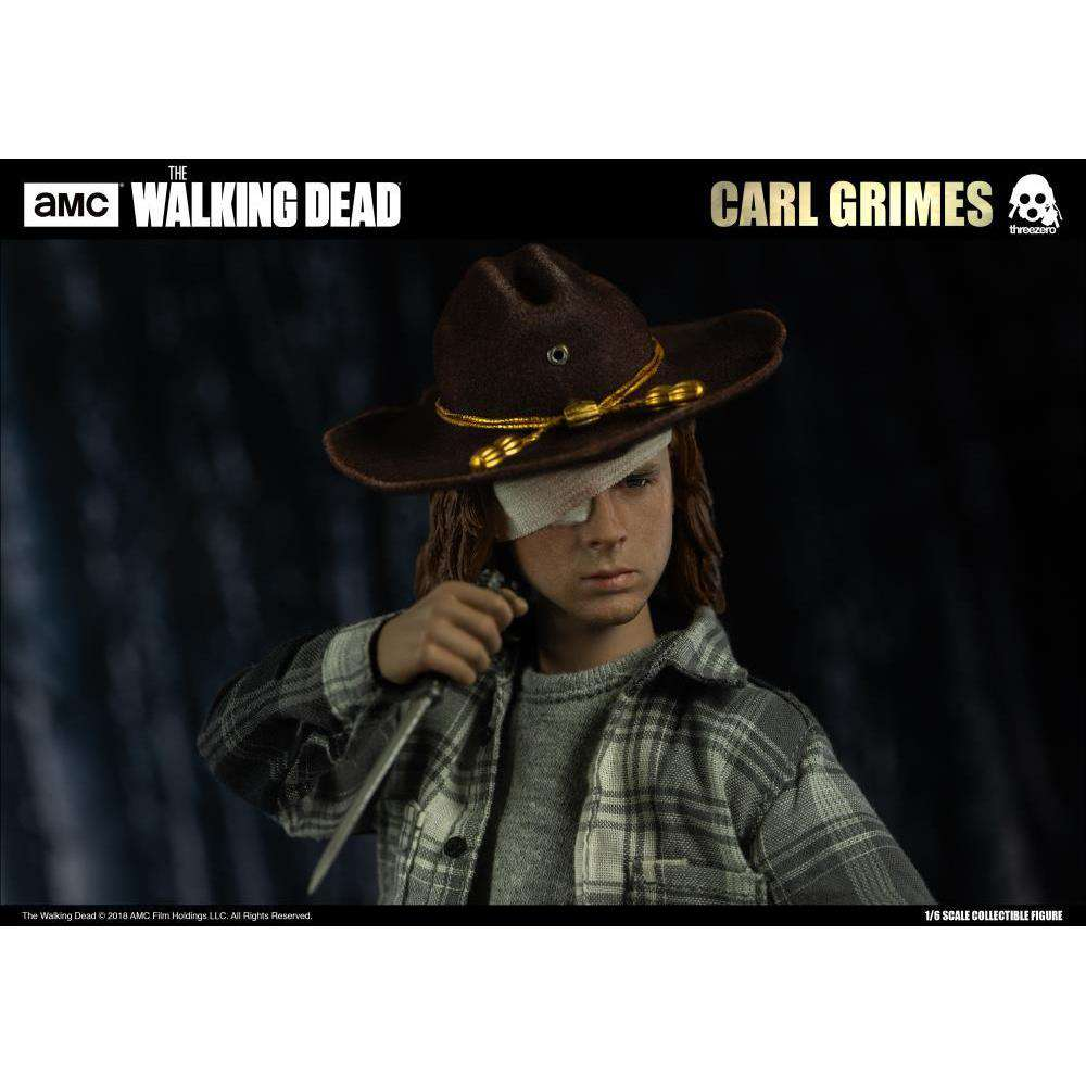 The Walking Dead Carl Grimes 1/6 Scale Figure - Q3 2019