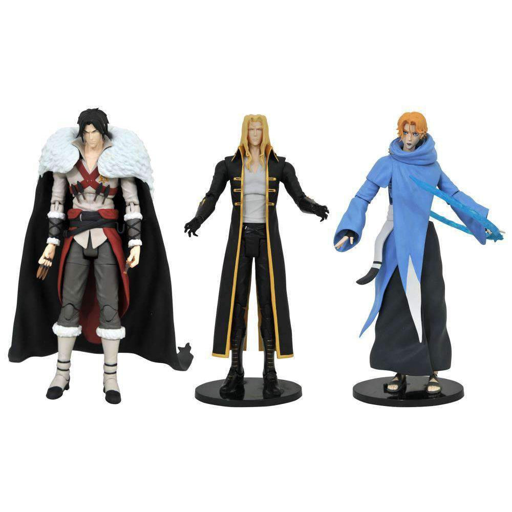Castlevania Select Wave 1 Set of 3 Figures - SEPTEMBER 2019
