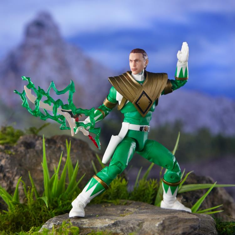 Power Rangers Lightning Collection Green Ranger vs  Putty Patrol 6-Inch  Action Figures - NOVEMBER 2019