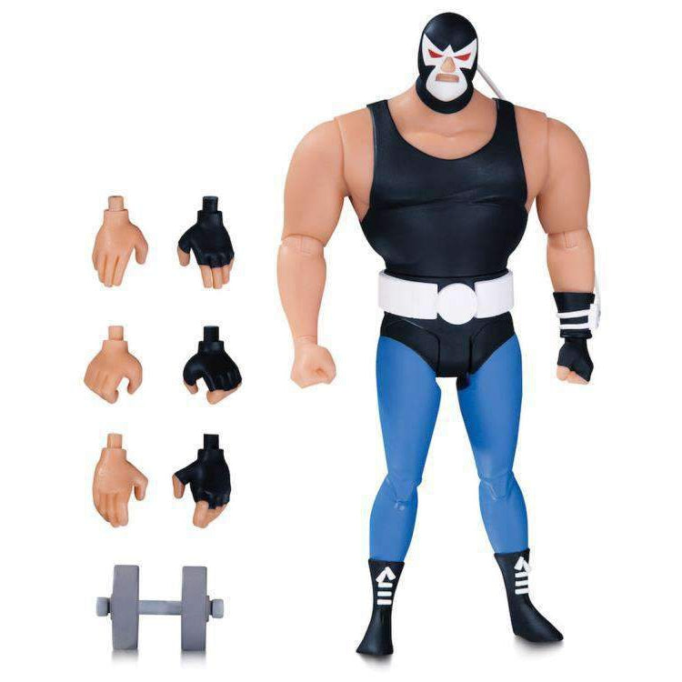 Batman: The Animated Series Bane Figure - DECEMBER 2019