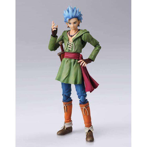Dragon Quest XI: Echoes of an Elusive Age Bring Arts Erik - MARCH 2019