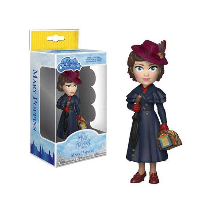 Mary Poppins Returns Rock Candy Mary Poppins - December 2018