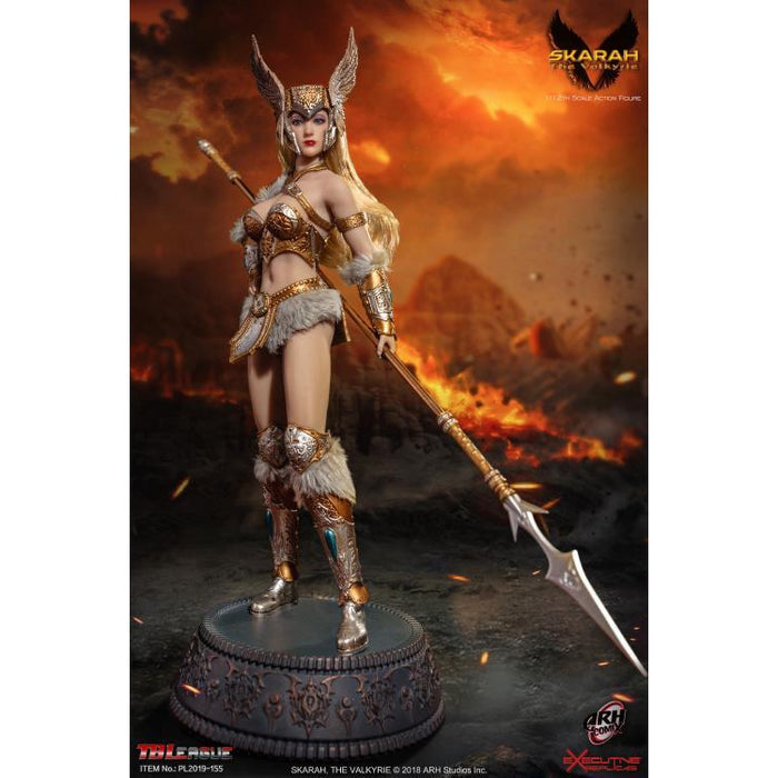 Skarah, The Valkyrie 1:12 Action Figure - JUNE 2020