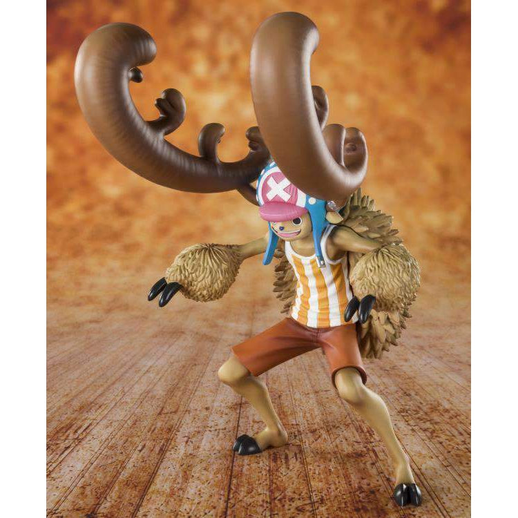 One Piece FiguartsZERO Cotton Candy Lover Chopper (Horn Point Ver.) - OCTOBER 2019