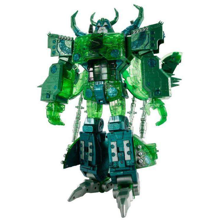 Transformers Encore Unicron (Micron Combine Color) - DECEMBER 2018