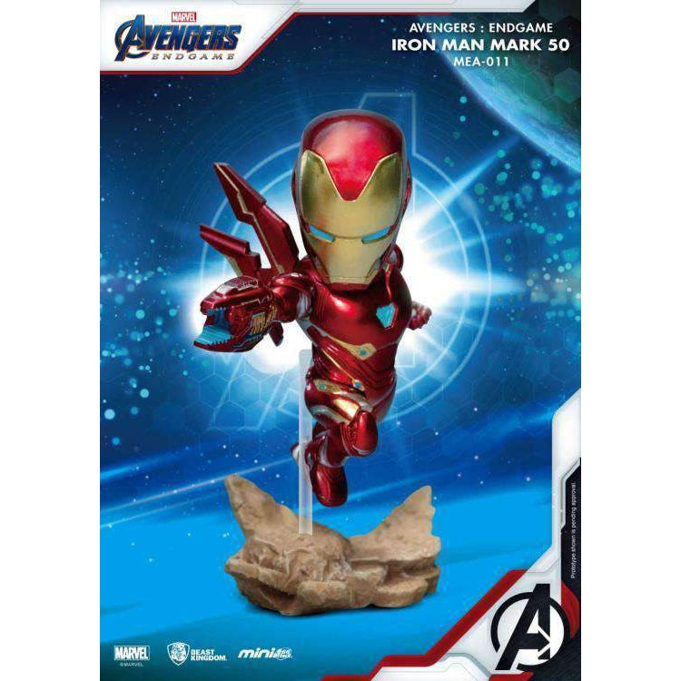 Avengers: Endgame Mini Egg Attack MEA-011 Iron Man Mark L PX Previews Exclusive - NOVEMBER 2019