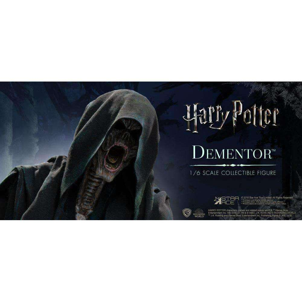 Harry Potter and the Prisoner of Azkaban Dementor (Deluxe) 1/6 Scale Figure - AUGUST 2019