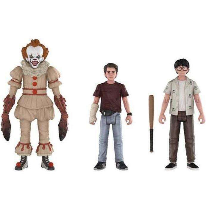 "It 3.75"" Action Figure Three Pack 3"