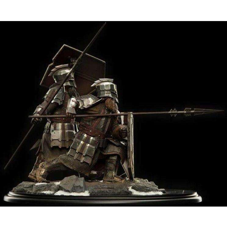 The Hobbit Dwarf Soldiers of The Iron Hills 1/6 Scale Statue - JUNE 2019