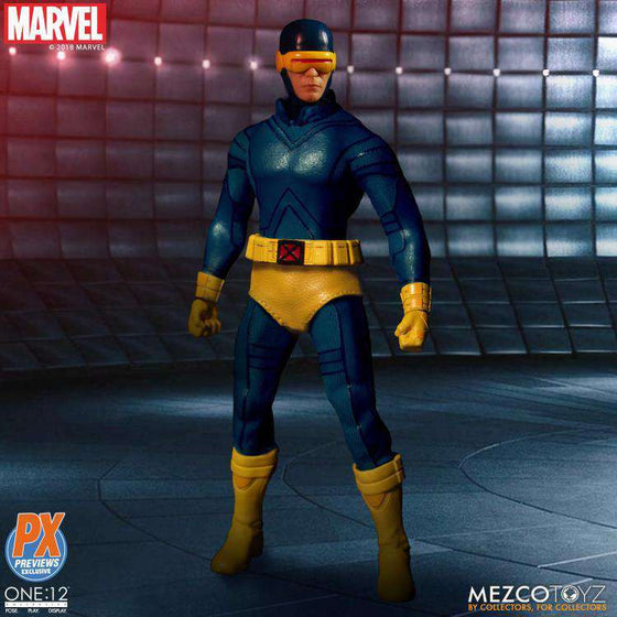 Marvel One:12 Collective Cyclops PX Previews Exclusive - MAY 2019
