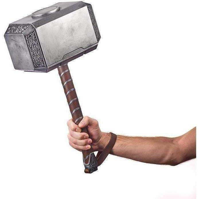 Marvel Legends Series Mjolnir Electronic Hammer - AUGUST 2019