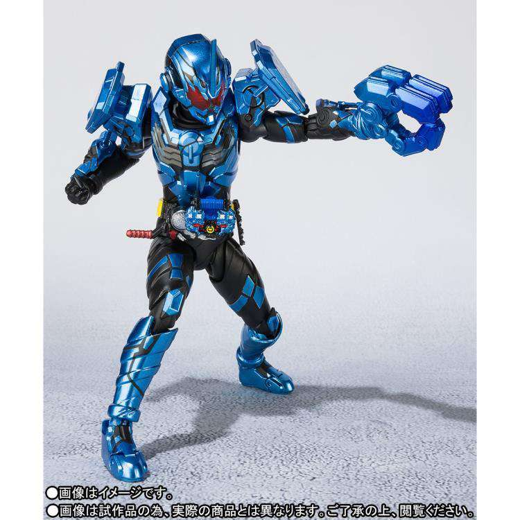 Kamen Rider S.H.Figuarts Kamen Rider Grease Blizzard Exclusive - APRIL 2019