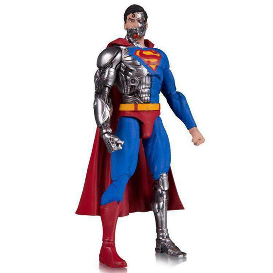 DC Essentials Cyborg Superman Figure - JUNE 2019