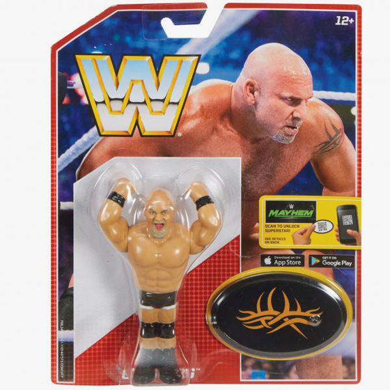 WWE Retro Figures Series 3 - Goldberg